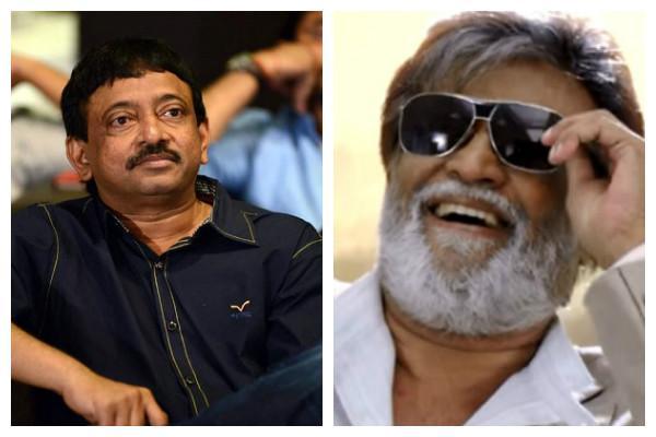 RGV mocks Rajnikanth gets Nerrupu Da from director Venkat Prabhu