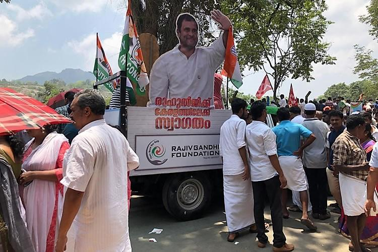 Rahul contesting from Wayanad Why Congress fight is against the BJP and not the Left