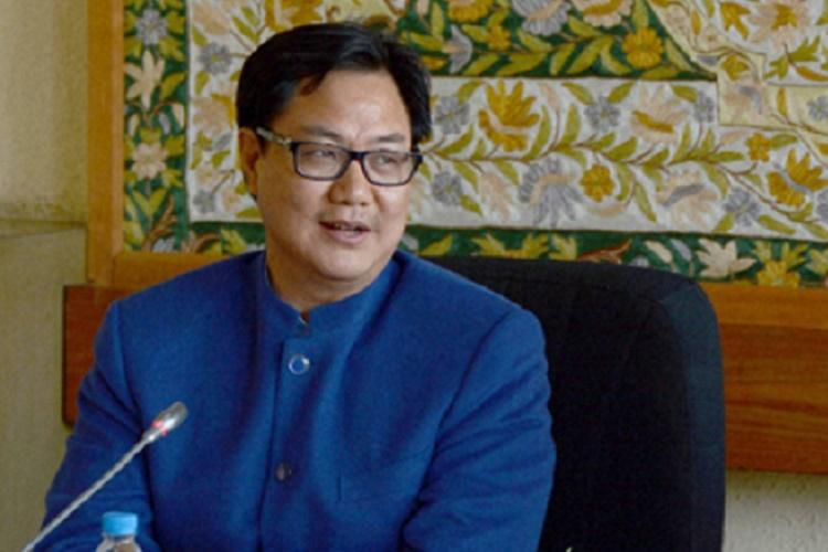 Arunachal hydropower scam Rijiju slams daily for planting story Cong demands resignation