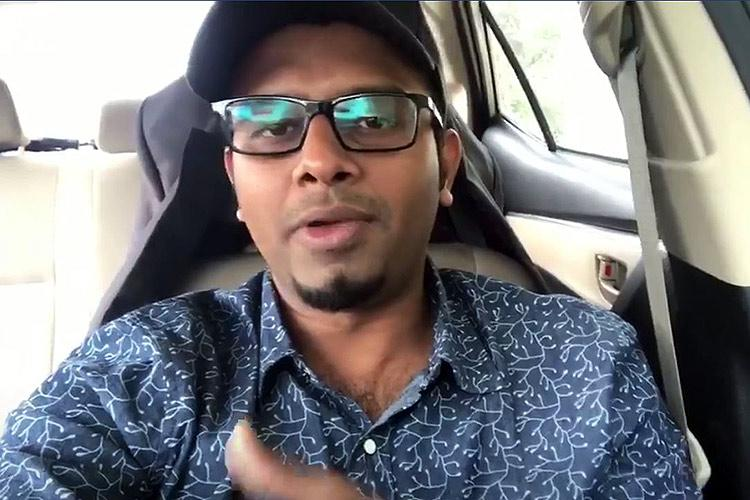 For cheering Muslim girls flashmob Malayali RJ gets threats forced to apologise