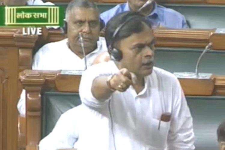 Stop talks retaliate against Pakistan BJP MP RK Singh