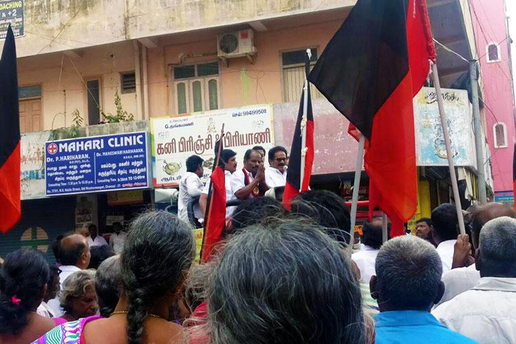 RK Nagar bypoll: Campaigning to end today, voting on 21 December