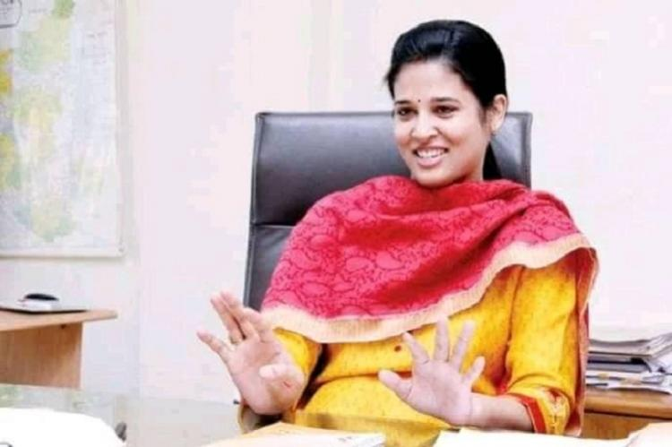 It was not easy to fight against the government Rohini Sindhuri IAS tells TNM