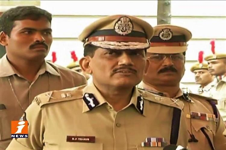 Police brutality on Jagan attacker SC Commission slams AP cops for skipping summons