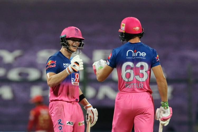 RR overcome Gayle-storm to defeat KXIP