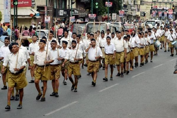 After 91 years since inception RSS changes from shorts to full pants