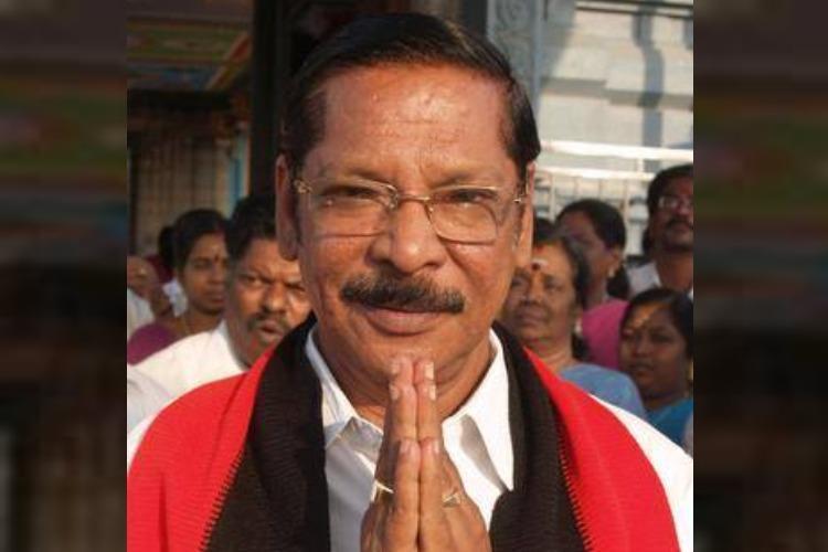 DMK MP RS Bharathi slammed for derogatory remarks against Dalit judges media