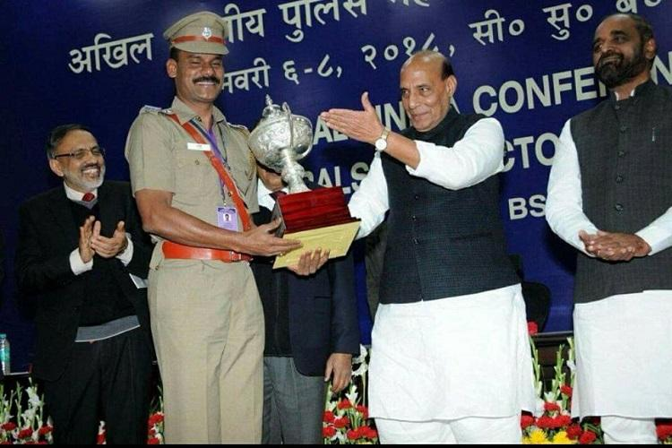 RS Puram Police Station in Coimbatore best in the country Hyds Punjagutta PS second