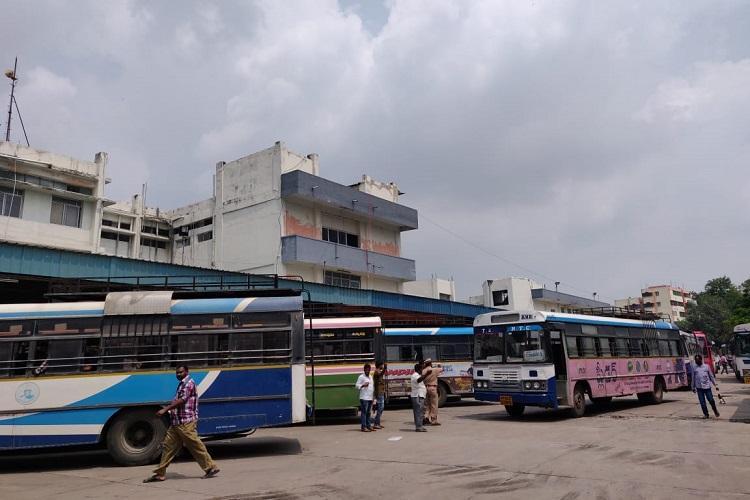 Telangana opposition backs RTC employees mull state-wide shutdown as stir intensifies