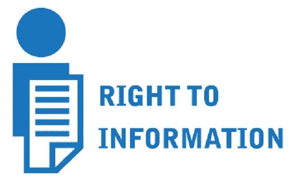 RTI Act CIC says ministers are liable to answer questions