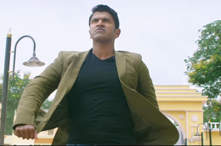 Puneeth Rajkumar-starrer Raajakumara rocks the box office