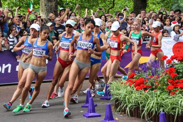 Dont run and dont laugh The little-known history of racewalking