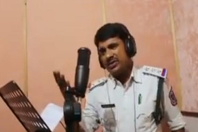 Telangana cops release song to stop people from sharing fake messages of child lifters