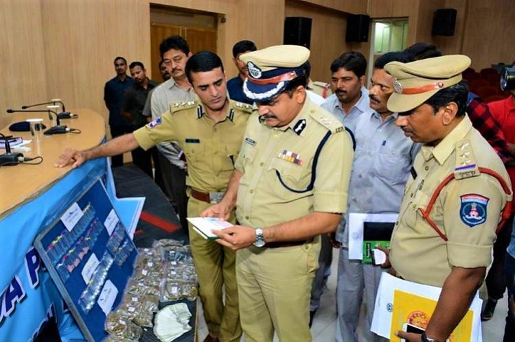 Hyd drug bust Rachakonda Police arrest 4 suspect links with kingpin Calvin Mascarenhas