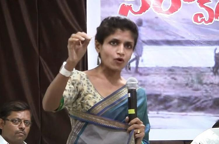 Telangana lawyer gets trolled after KCR publicly names her for fighting land acquisition