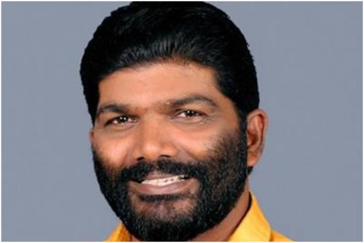 Thiruvananthapuram Press Club Secretary M Radhakrishnan was expelled from Kerala Kaumudi