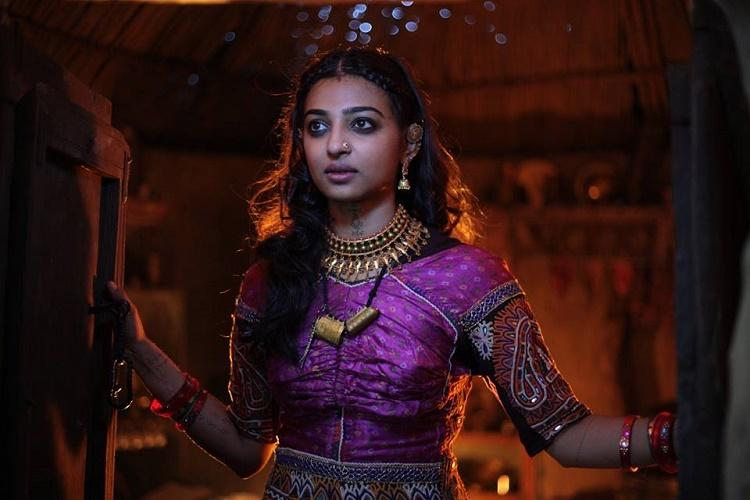 Not ashamed of anything Radhika Apte slams reporter for question on leaked Parched video