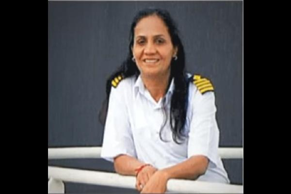 Kerala woman becomes first ever female to win prestigious award for bravery at sea
