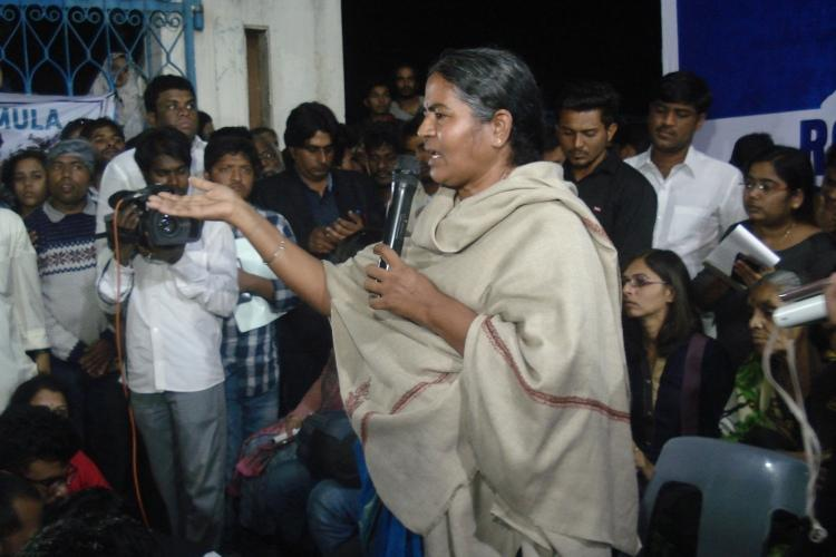 IUML promised Rs 20 lakh for house but went back on word alleges Radhika Vemula