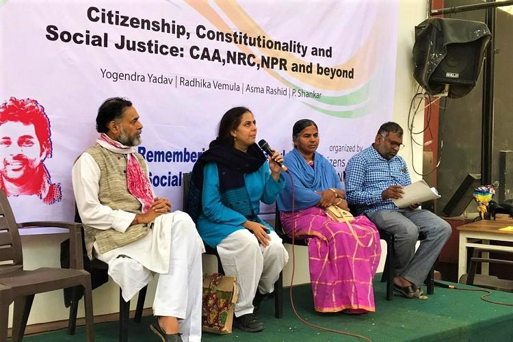 Rohith Payal and Najeebs mothers to launch yatra against CAA