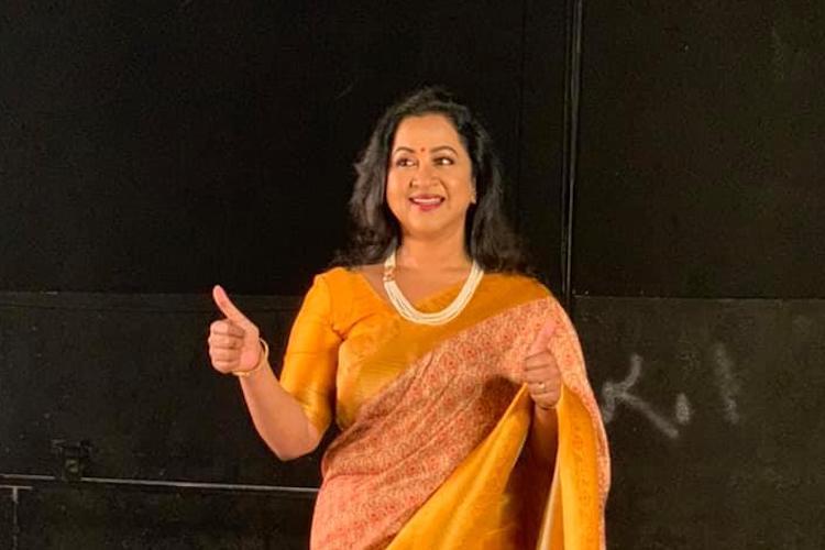 Radikaa Sarathkumar says Chinmayi must be supported in MeToo