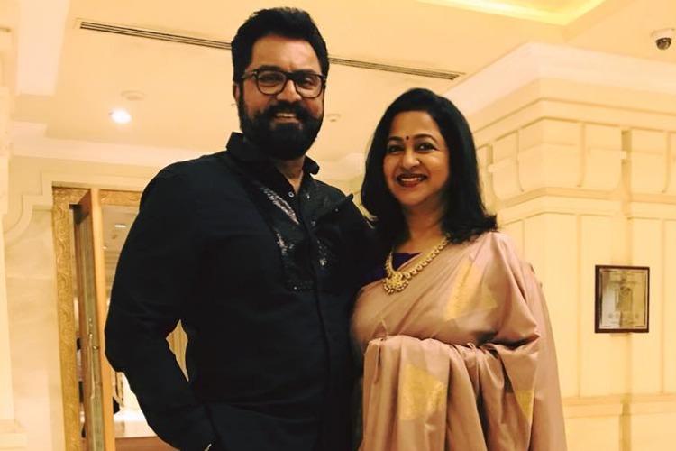 Chennai court orders arrest warrant for actors Radikaa Sarath Kumar for cheque bounce