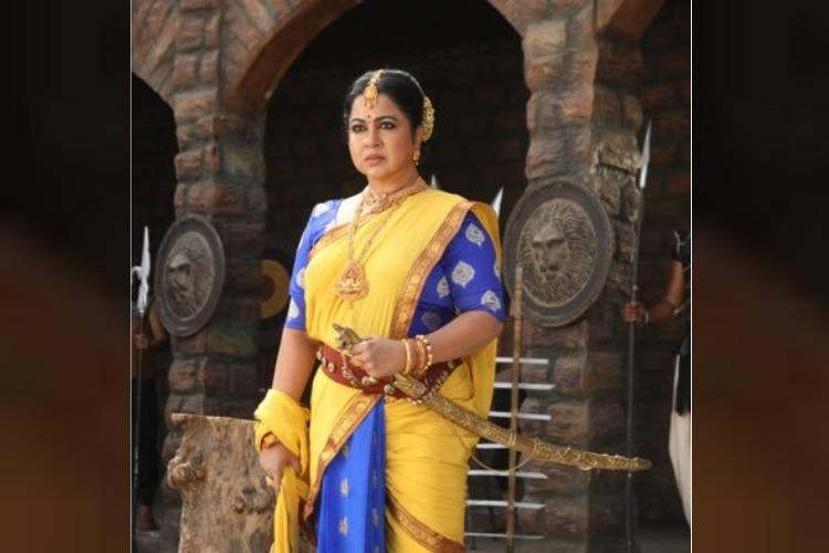 Not continuing with Chandrakumari Radikaa tells TNM why shes quitting the TV soap