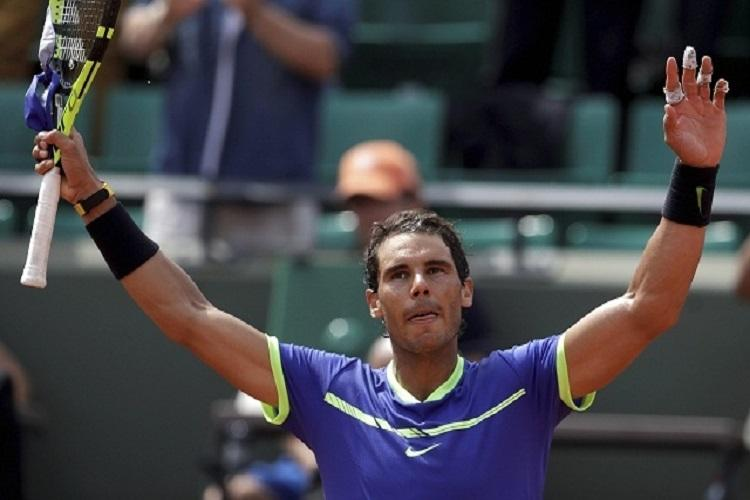 Nadal returns to top of ATP rankings for first time in 3 years