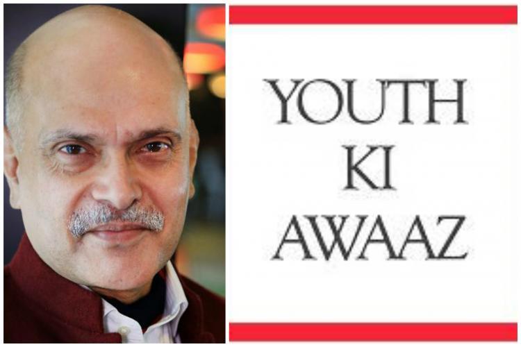 Raghav Bahl invests in YouthKiAwaaz