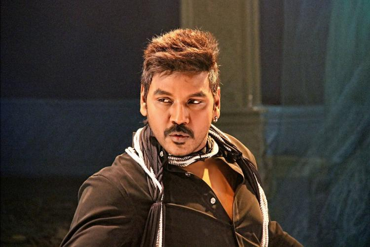 Raghava Lawrence to team up with Rajamoulis assistant next