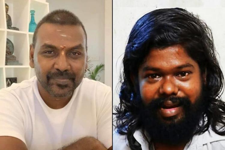 Raghava Lawrence promises to take care of late actor Theepetti Ganesans children