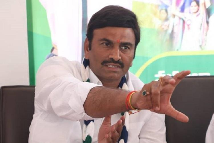 CBI searches YSRCP leader's premises in Hyd for allegedly defaulting on  bank loan | The News Minute