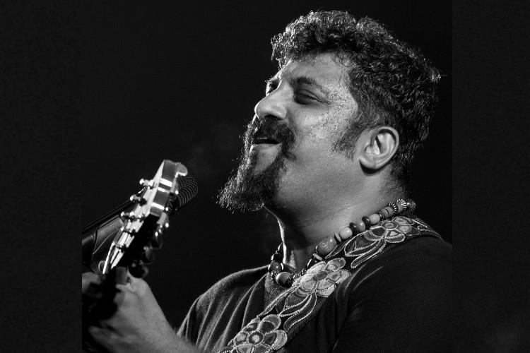 I only make happy music Raghu Dixit