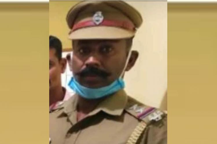 Sathankulam custodial deaths Murder charges slapped cop Raghuganesh arrested