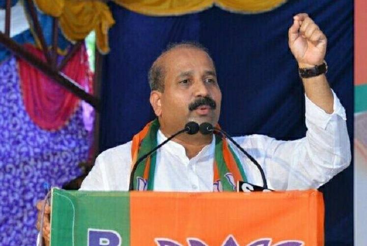 Raghupathi Bhat returns as BJPs Udupi candidate 5 yrs after sex tape scandal