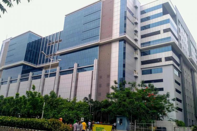 IT Park in Hyderabad