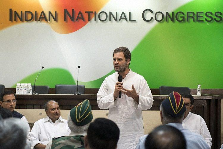 Rahul Gandhi does election tourism, visits temples only in poll season: BJP