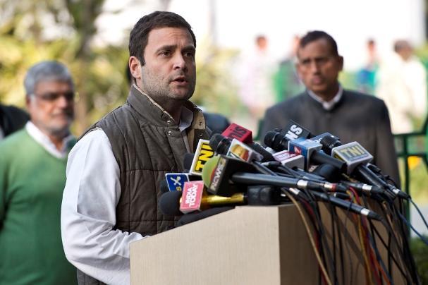 Income tax amendments help people with black money Rahul Gandhi