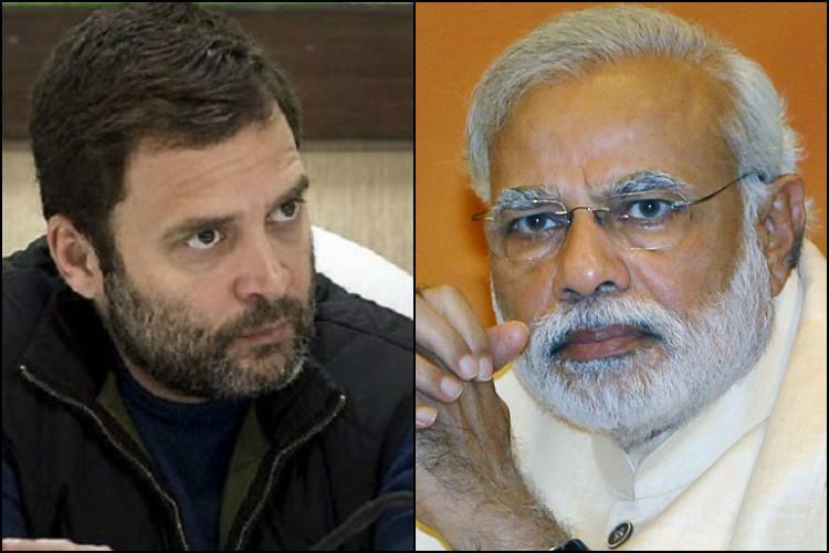 Modi received Rs 40 crore worth bribe as Gujarat CM Rahul Gandhi