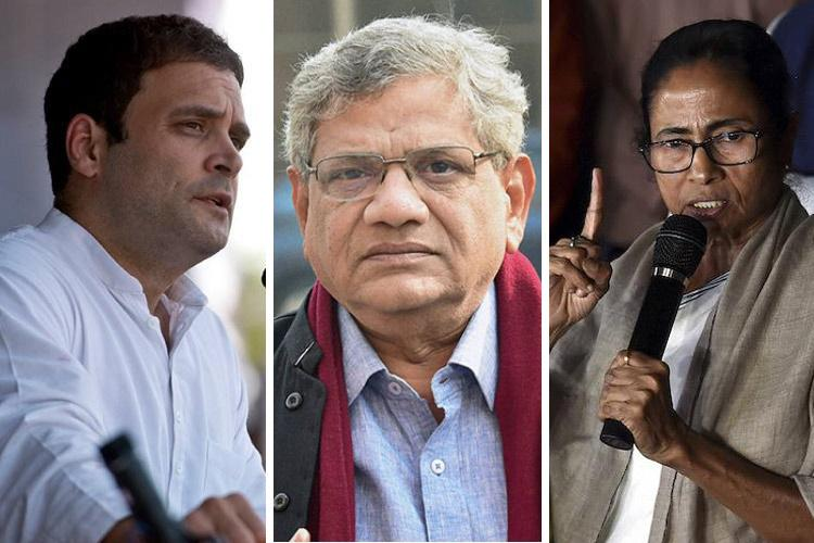 21 Opposition parties criticise PM Modi over politicisation of armed forces