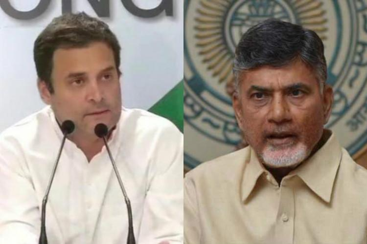 Will TDP join hands with Congress in upcoming Elections?