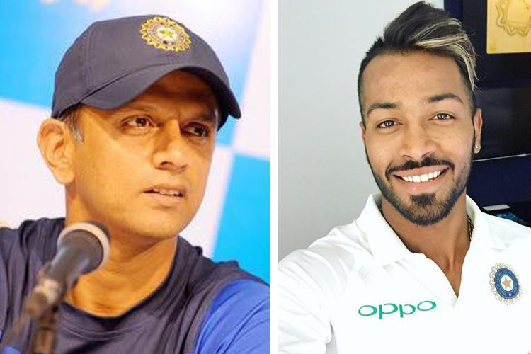 Players will make mistakes lets not overreact Dravid on Pandya Koffeegate