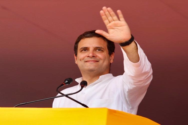 Rahul Gandhi to address grand rally in Andhras Kurnool on September 18