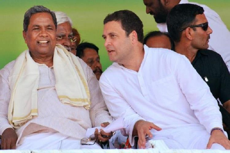After Indira and Sonia Ktaka Congress wants Rahul Gandhi to contest from state