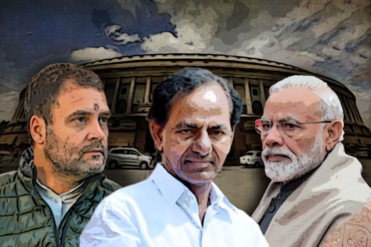 TRS vs the rest Telangana to vote in Lok Sabha polls on April 11