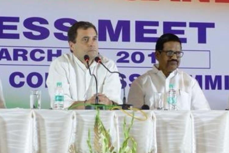 TN govt remote controlled from Delhi its an insult to Tamil people says Rahul Gandhi