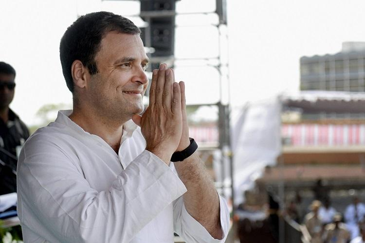 I am responsible for loss in elections Rahul Gandhis open resignation letter