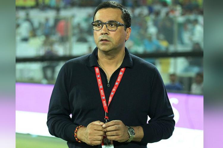 Me Too BCCI CEO Rahul Johri accused of sexual assault