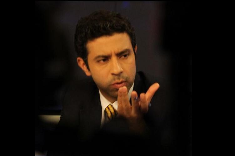 Rahul Shivshankar quits NewsX sources say he will replace Arnab at Times Now