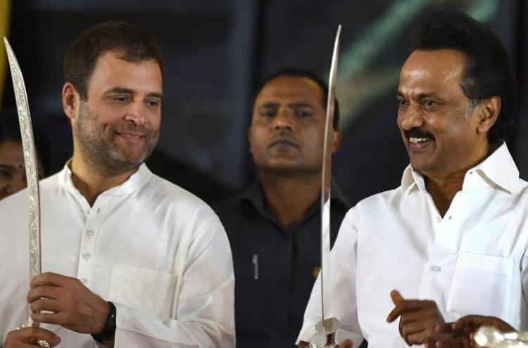 Lok Sabha 2019 Full list of DMK-led alliance candidates in TN Puducherry